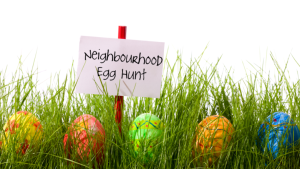 Neighbourhood Egg Hunt