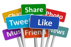 Using social media to your full advantage in business.