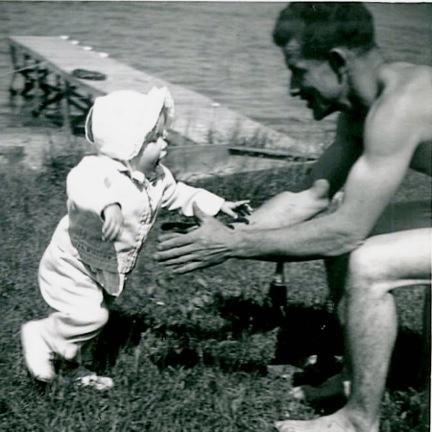 Daddy love...