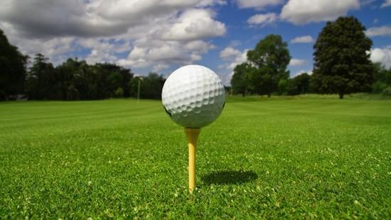Golf Team Building Day