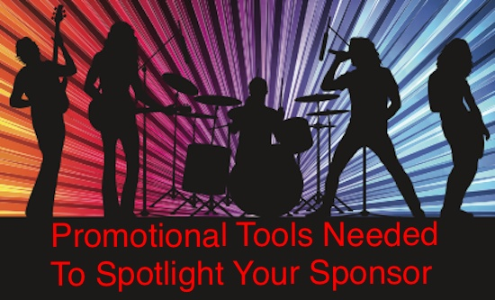 Integrating Sponsorship into Event Promotion