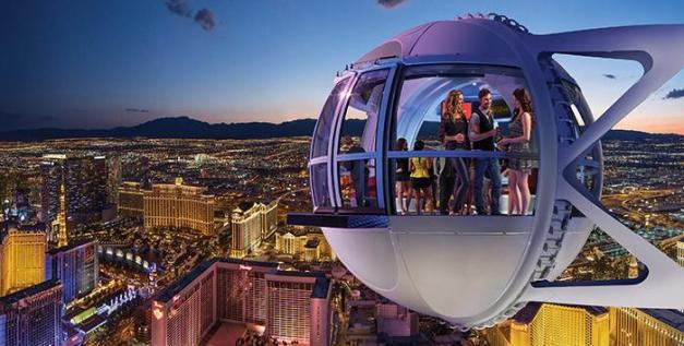 High Roller in The Linq, Las Vegas