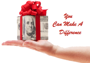 You Can Make A Difference using Eventastic.com