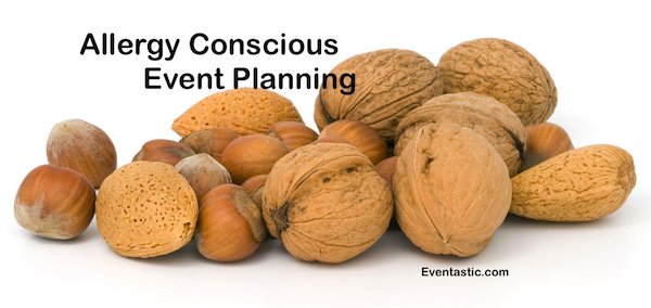 Allergy Conscious Event Planning